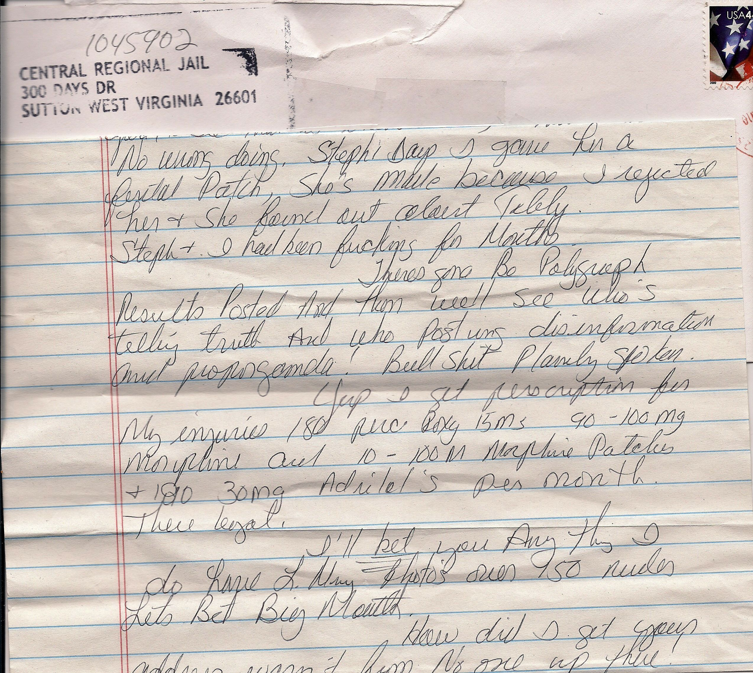 Husband letter to naughty sex