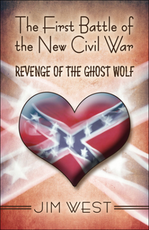 Get YOUR COPY of The First Battle of the New Civil War - Revenge of the Ghost Wolf today. Order from Amazon.com or get to your local book store today!
